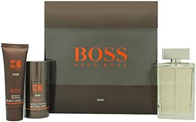 Hugo Boss Orange Eau de Toilette 100 ml + Déodorant 75ml + Gel Douc 50ml