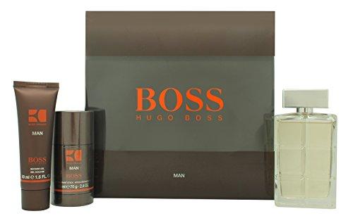 Hugo Boss Orange Eau de Toilette 100ml +...