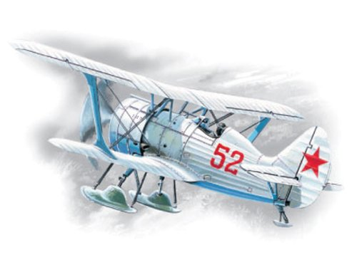ICM - Juguete de aeromodelismo escala 1:72 Importado de Alemania