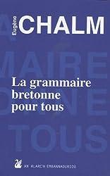 La grammaire bretonne pour tous