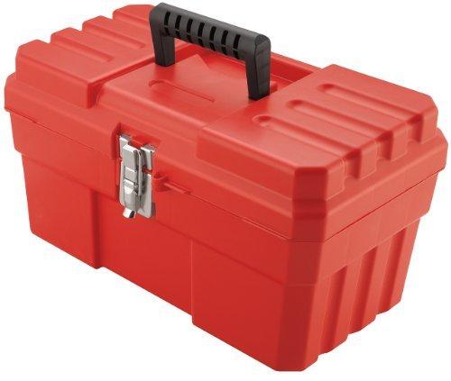 Akro 14 (Akro-Mils 9514 14-Inch ProBox Plastic Tool Box, Red by Akro-Mils)