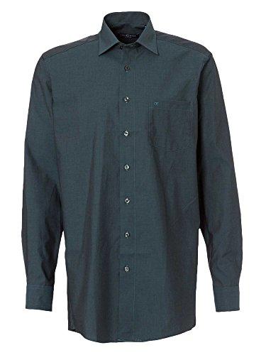 Casamoda 6068, Camicia Formale Uomo Verde scuro