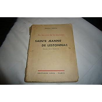 Sainte jeanne de lestonnac
