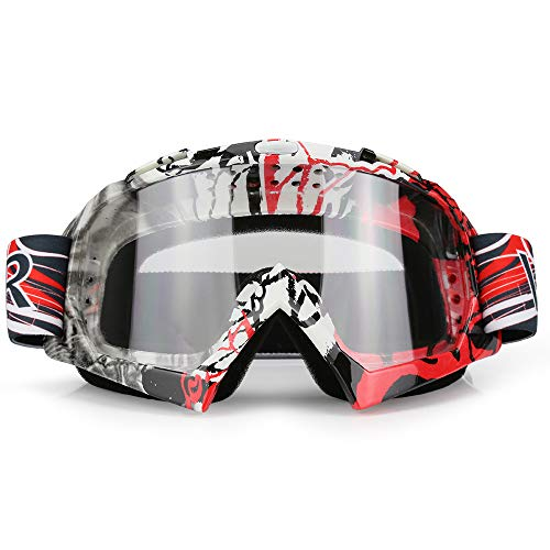 43159b2c93a8 JamieWIN Professional Motocross Goggles UV Protection Motorcycle Gafas  Goggles Eyewear for Woman Man