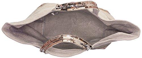 Vanessa Bruno Damen 0pve31-v40414 Tasche, Einheitsgröße Grau (018 Sable)