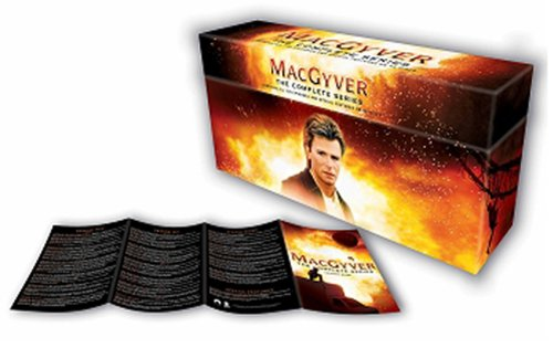 Macgyver Complete Series [Edizione: Regno Unito]