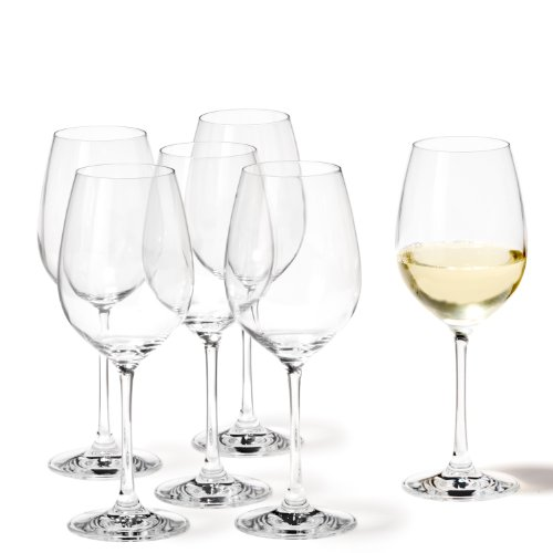 Leonardo 35275 City Barcelona Set de 6 Verres Vin Blanc