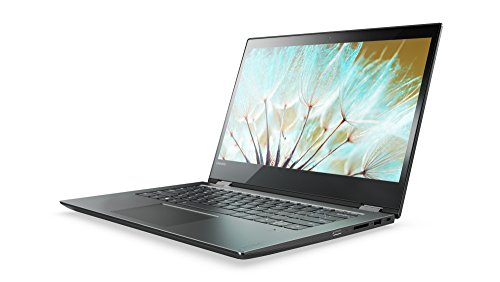 Lenovo YOGA 520-14IKBR Portatile con Display da 14.0'' FHD IPS AG Touch (Slim), Processore Intel I5-8250U, RAM 8 GB, HDD 256 GB SSD, Scheda Grafica Integrata, Windows 10, Mineral Grey