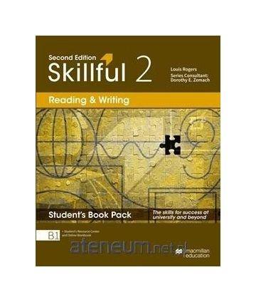 SKILLFUL 2 Read&Writing Sb Prem Pk 2nd (ELT SKILFULL 2ND)