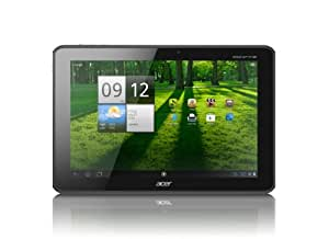 "Acer Iconia Tab A700 Tablette 10"" (25,4 cm) Nvidia Tegra 3 Quadcore 32 Go RAM 1 Mo Android 4.0 Ice Cream Sandwich Bluetooth Wifi Noir"