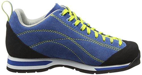 alpina 680353 Unisex-Erwachsene Trekking- & Wanderhalbschuhe Blau (Blau)