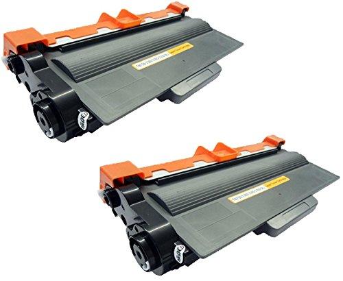 2 Toner Compatibili per Brother DCP-L5500 DCP-L6600 HL-L5000 HL-L5100 HL-L5200 HL-L6250 HL-L6300 HL-L6400 MFC-L5700 MFC-L5750 MFC-L6800 MFC-L6900 D/DN/DW/DWT/DWTT/DNT/DNTT   TN3480 8.000 Pagine