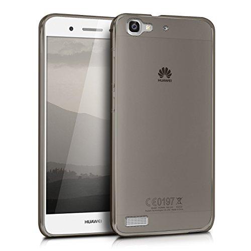 kwmobile Huawei GR3 / P8 Lite SMART Hülle - Handyhülle für Huawei GR3 / P8 Lite SMART - Handy Case in Schwarz