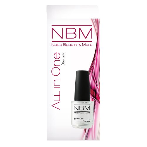 NBM All in One - Überlack 14 ml