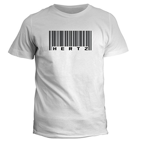 idakoos-bar-code-hertz-male-names-t-shirt