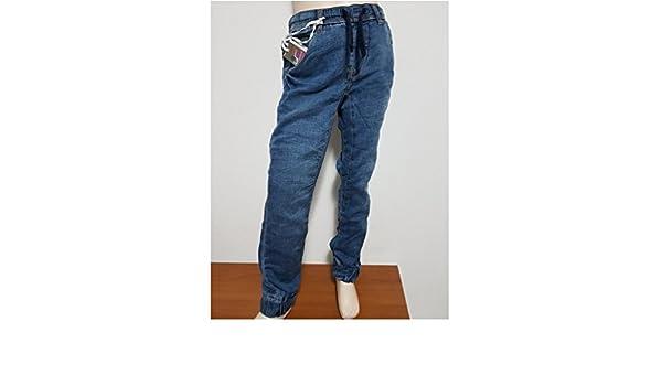 Ufficio Fai Da Te Jeans : Pantaloni jeans bambino con elastico in vita e in fondo morbidissimi