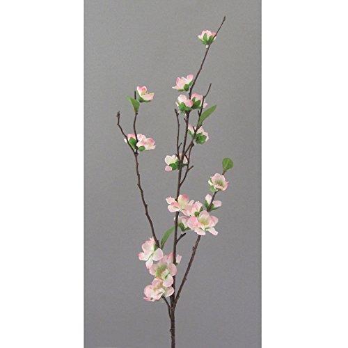 Künstlicher KIRSCHBLÜTENZWEIG ca 95 cm. Kirsch -Zweig mit Kirschblüten. ROSA -10