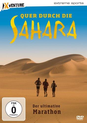 Quer durch die Sahara - Der ultimative Marathon