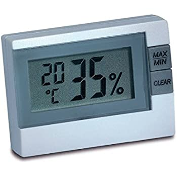 tfa dostmann digitales thermo hygrometer amazon. Black Bedroom Furniture Sets. Home Design Ideas