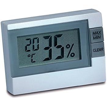TFA Dostmann digitales Thermo-Hygrometer 30.5005