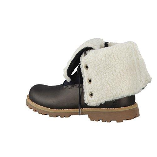 Bottes d'hiver Auth Teddy Fleece CA1812 Noir Timberland Femmes Noir