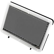 Makibes@ 7inch LCD pantalla táctil 1024 X 600 HDMI con Bicolor caso para Raspberry Pi/BB BLACK/PC sistema