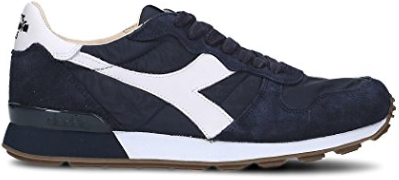 Diadora Heritage Herren 172774CAMARO60065 Blau Polyamid Sneakers