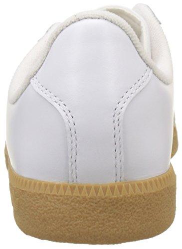 Blanc Bassi Adulte Esercito Cestini Calzature Gesso calzature Mixte Bianco Bianco Adidas Bw Bianco Ywtq5X