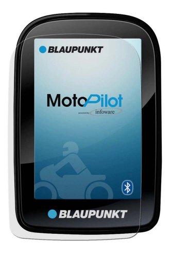 Maoni ANTIREFLEX (Anti-Fingerprint-matt) Bildschirm Schutz Folie Schutzfolien für Blaupunkt MotoPilot