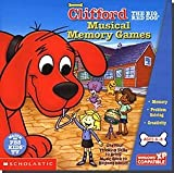Scholastic Clifford Musical Memory Games...