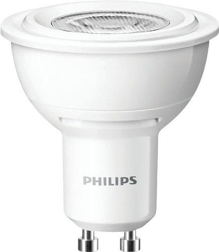 Philips 201977 Lampe LED à Réflecteur PAR16 830 36° Non-Gradable GU10 4 W 230 V