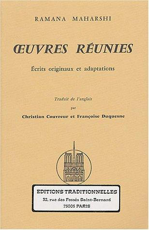 Œuvres réunies : Ecrits ariginaux et adaptations