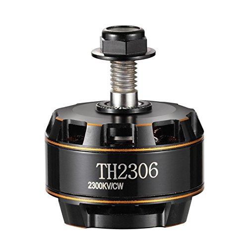 KINGDUO Everwing Th2306 2306 2300Kv 3-5S Motor Sin Escobillas para Gt215 x220 250 Carreras De FPV RC Aviones No Tripulados-Clockwise Screw Thread