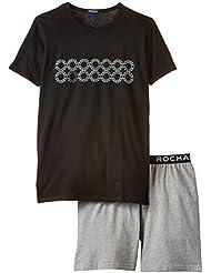 Rochas 8400 - Ensemble de pyjama - Imprimé - Homme