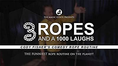 Murphy's 3 Ropes and 1000 Laughs by Cody Fisher - Trick