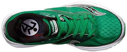 Verde Saucony Scarpe Ginnastica Concorrenza Da 7 Kinvara Donna xZFOrqZ0n