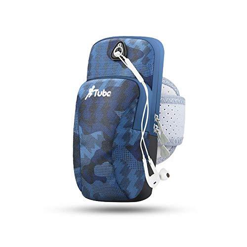 Arm-Tasche, Männer und Sport-Handy-Arm-Tasche der Frauen im Freien, Art und Weise Neue Sport-Handgelenk-Tasche der großen Kapazität, Mehrfarben wahlweise freigestellt - Halten Herz Punch