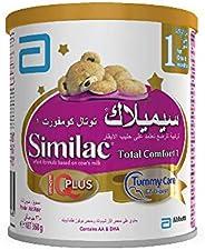 Similac Total Comfort 1 Infant Formula Milk For 0-6 Months, 360g