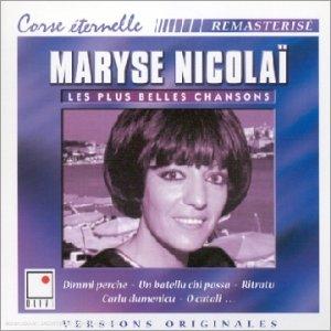 Les Plus Belles Chansons : Maryse Nicolai