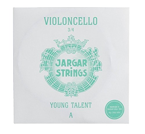Jargar Jargar Saiten fŸr Cello YOUNG TALENT - kleine Mensuren Satz 3/4 medium
