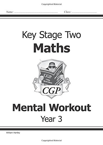 KS2 Mental Maths Workout - Year 3: Levels 2-3 Bk. 3
