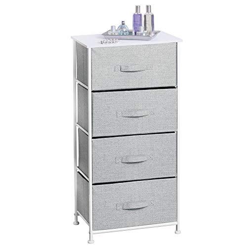 MDesign Comoda 4 cajones - Organizador armarios vestidores