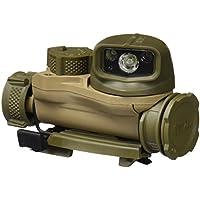 PETZL Strix IR Tactical HEADLAMP with Visible and Infrared Lighting (Desert)