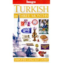 Turkish in Three Months (Hugo)