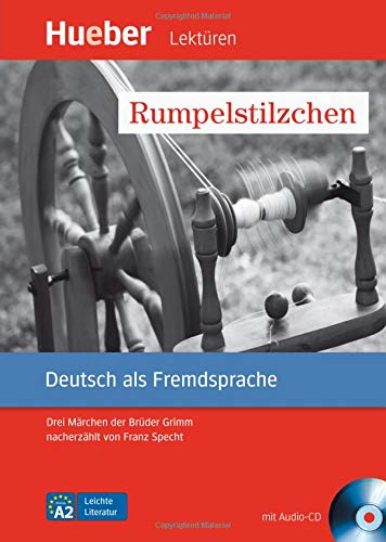 LESEH.A2 Rumpelstilzchen. Libro+CD (Lecturas Aleman)