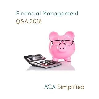Financial Management Q&A 2018