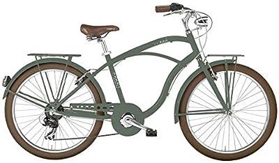 Maui 26-Zoll- 47 cm Herren 7G Velge Bremse Grün