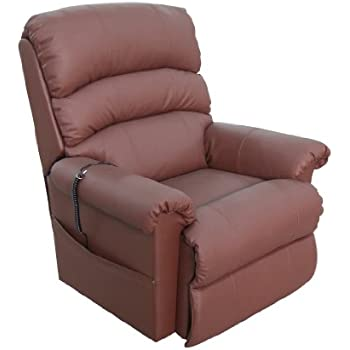 Restwell Glymur electric rise and recliner mobility riser chair  sc 1 st  Amazon UK : restwell recliners - islam-shia.org