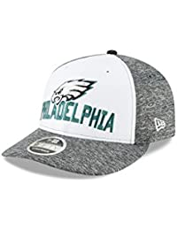 New Era NFL Properties 9Fifty Strapback Cap PHILADELPHIA EAGLES Grau Weiß