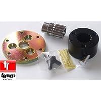 Tyagi Racing calettato sgancio rapido volante Hub Boss 3/4con adattatore